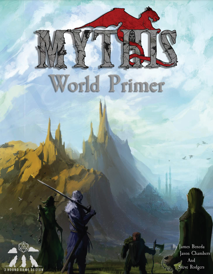 Explore the World of Mythis a new Tabletop RPG